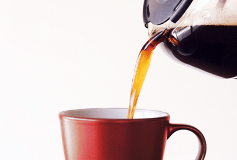GIF of coffee pouring.
